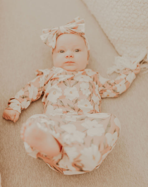 Grace Baby Gown