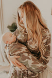 Camo Ladies Robe