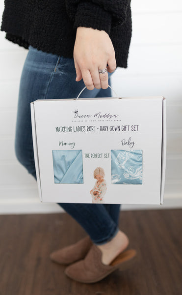 Grace Mommy & Baby Gift Set