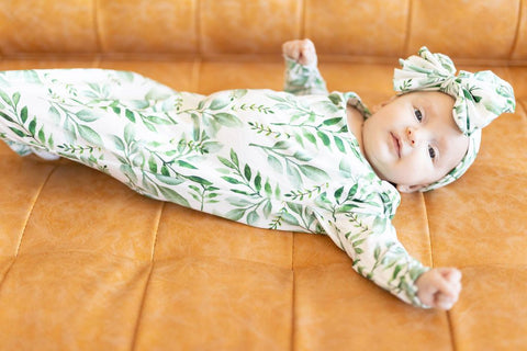 Willow Baby Gown