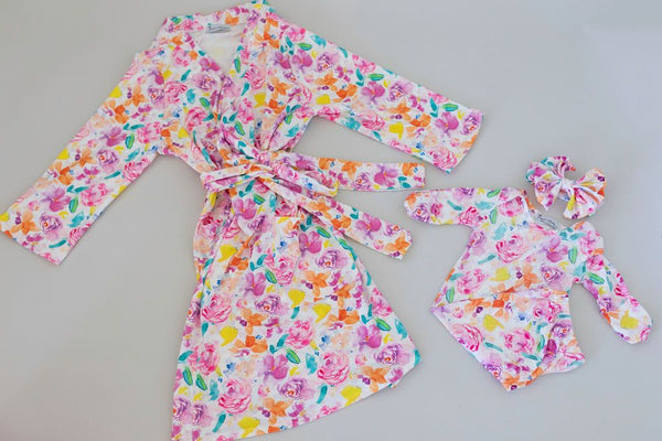Summer Ladies Robe