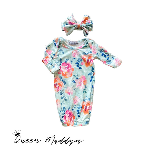 Emma Baby Gown