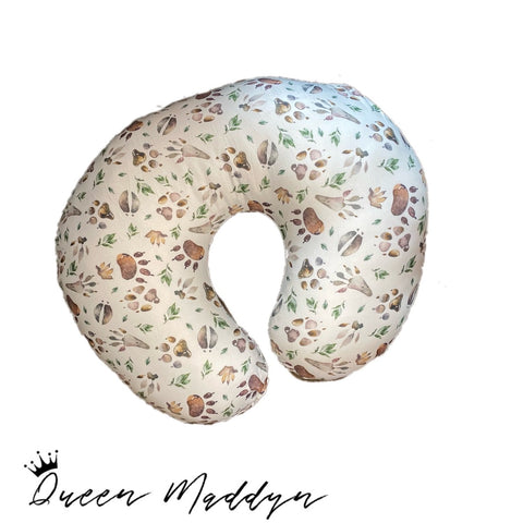 Tracks Nursing Pillow Cover