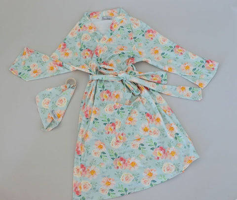 Layla Rose Ladies Robe