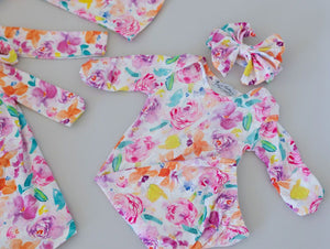 Summer Baby Gown