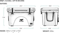 Load image into Gallery viewer, Cooler - Reunite the Fight Orca® 40qt