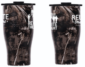 Travel Mug - Reunite the Fight Orca® Chaser (various colors/patterns)