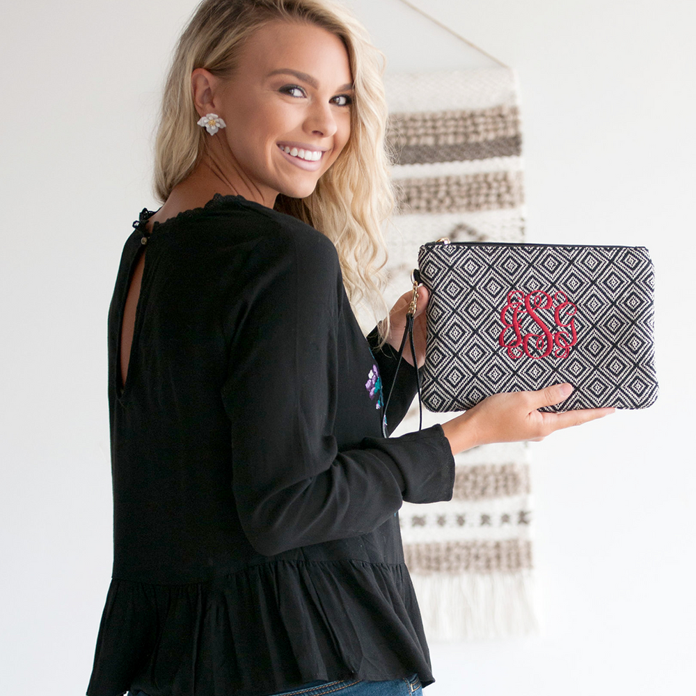 Black Diamond Everly Wristlet