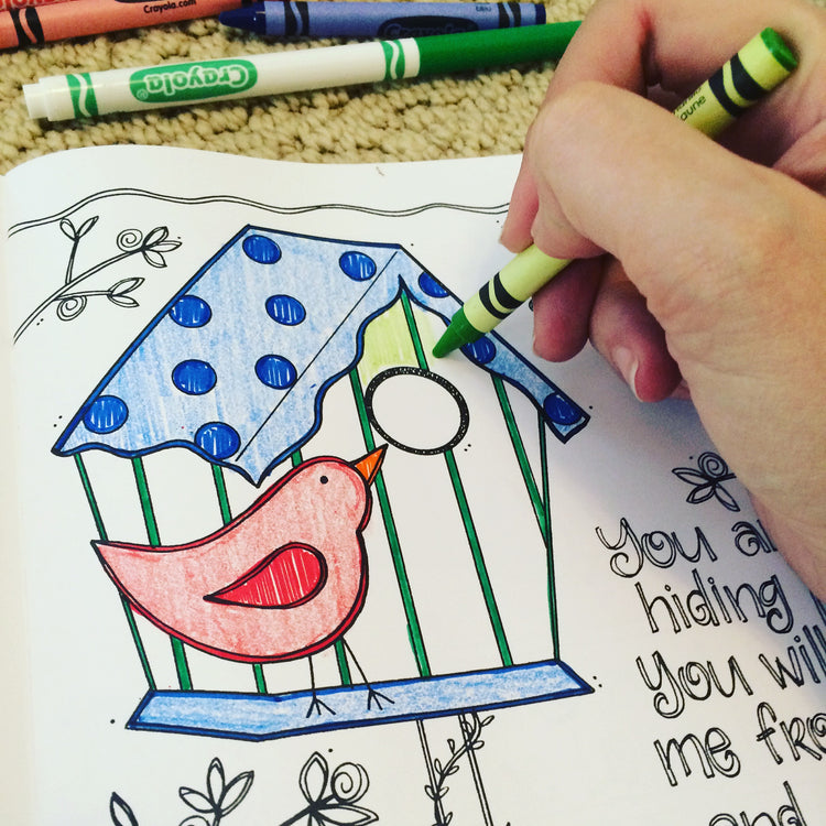 Truth in Color Coloring Book