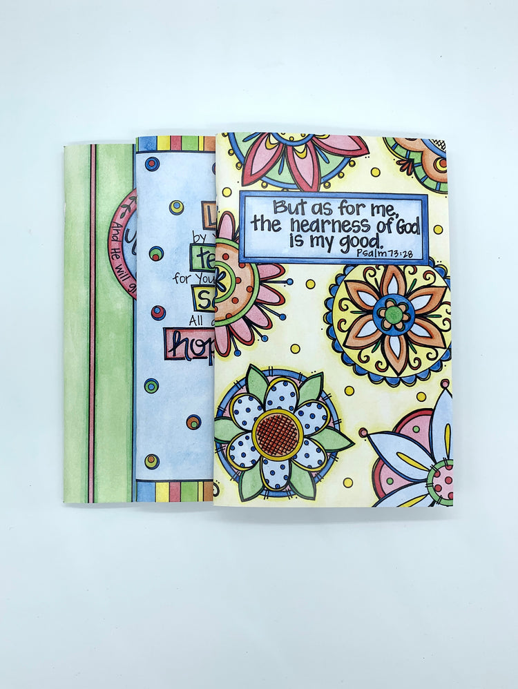 Journals- Set of 3