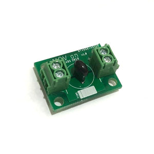 MOV on - 24v Flyback protection breakout board