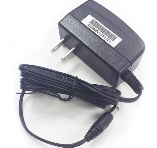 12V DC 1A regulated switching power adapter - UL listed