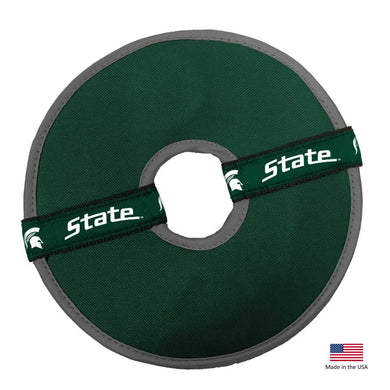 Michigan State Spartans Flying Disc Toy