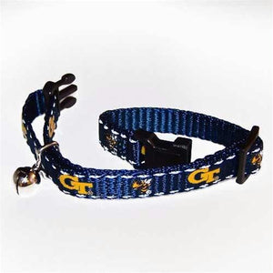 Georgia Tech Cat Safety Collar