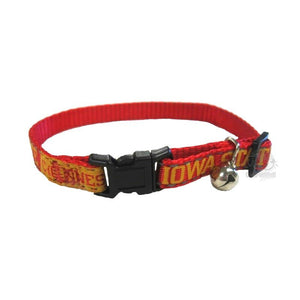 Iowa State Cyclones Cat Safety Collar
