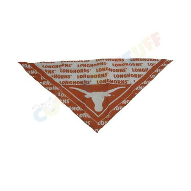 Texas Longhorns Triangle Bandana