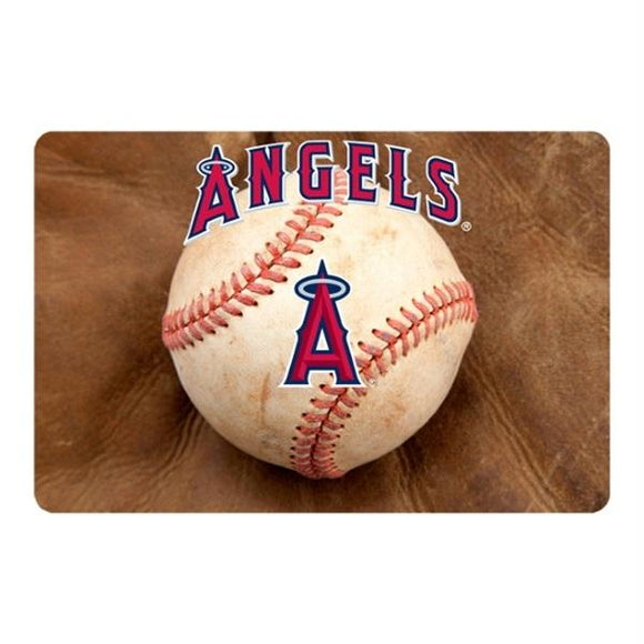 Los Angeles Angels Pet Bowl Mat