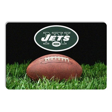 New York Jets Classic Football Pet Bowl Mat