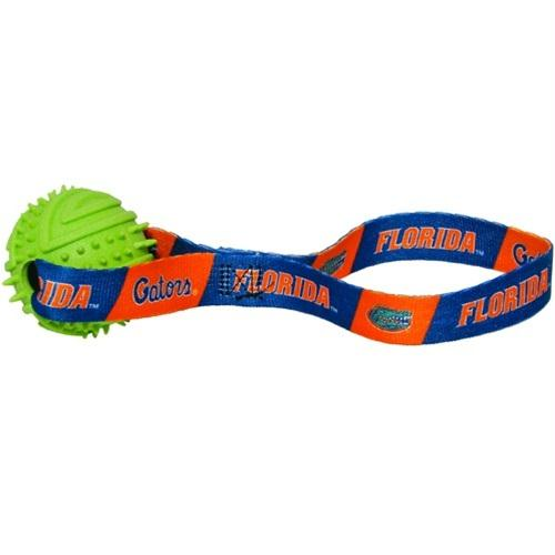 Florida Gators Rubber Ball Toss Toy
