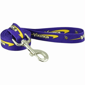 Minnesota Vikings Dog Leash