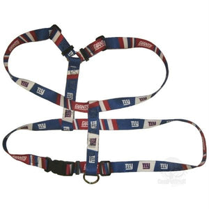 New York Giants Pet Harness