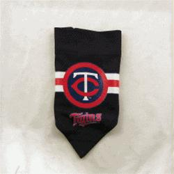 Minnesota Twins Mesh Dog Bandana