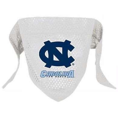 North Carolina Tarheels Pet Mesh Bandana
