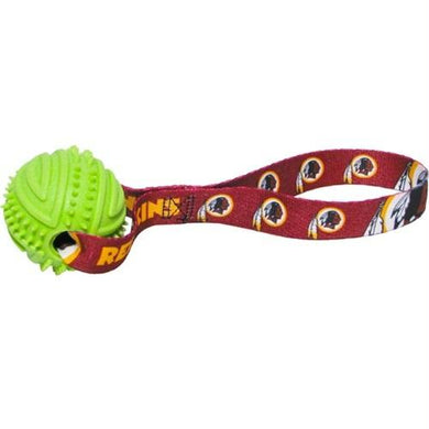 Washington Redskins Rubber Ball Toss Toy