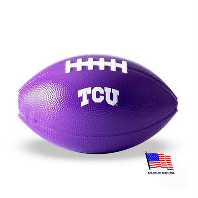 TCU Horned Frogs Orbee-Tuff Football