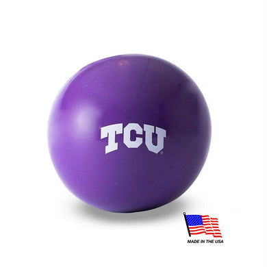 TCU Horned Frogs Purple Ruff Ball