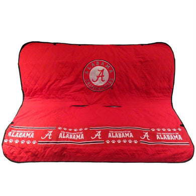 Alabama Crimson Tide Pet Car Seat Cover