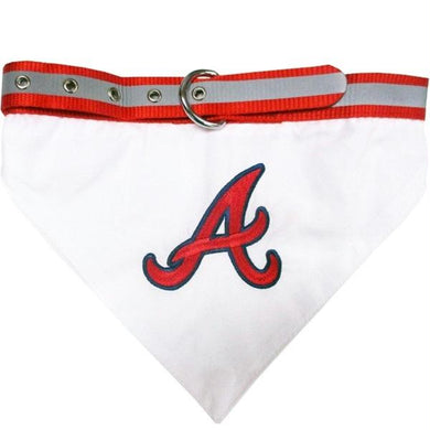 Atlanta Braves Pet Collar Bandana