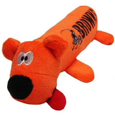 Cleveland Browns Plush Tube Pet Toy