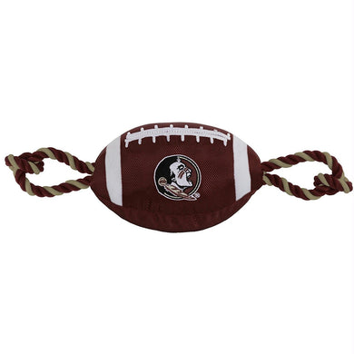 Florida State Seminoles Pet Nylon Football