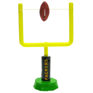Green Bay Packers Goal Post Aquarium Tank Ornament