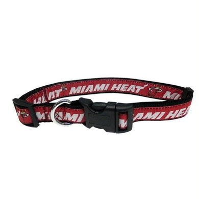 Miami Heat Pet Collar