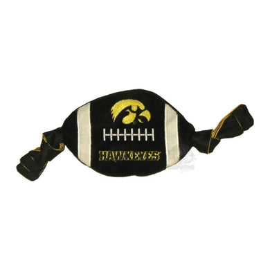 Iowa Hawkeyes Flattie Crinkle Football