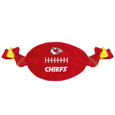Kansas City Chiefs Flattie Crinkle Football