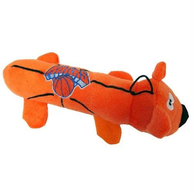 New York Knicks Plush Tube Pet Toy