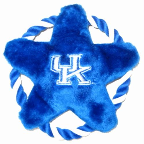 Kentucky Wildcats Star Rope Disk