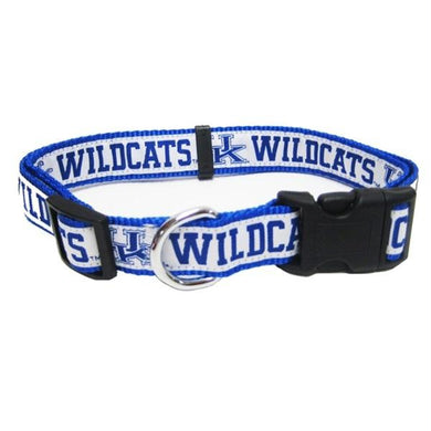 Kentucky Wildcats Pet Collar