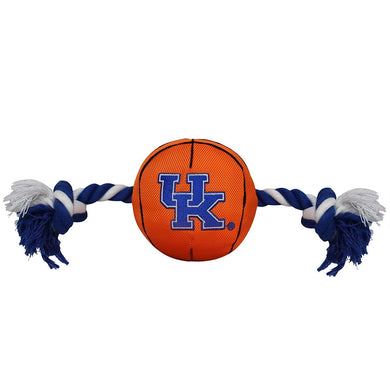 Kentucky Wildcats Pet Nylon Basketball
