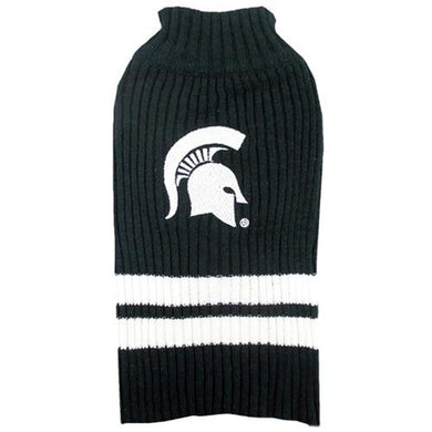 Michigan State Dog Sweater