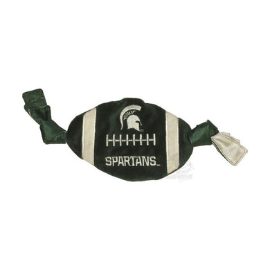 Michigan State Spartans Flattie Crinkle Football