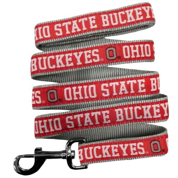 Ohio State Buckeyes Pet Leash
