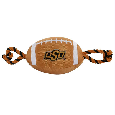 Oklahoma State Cowboys Pet Nylon Football