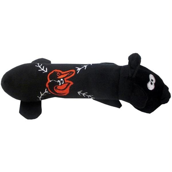 Baltimore Orioles Plush Tube Pet Toy