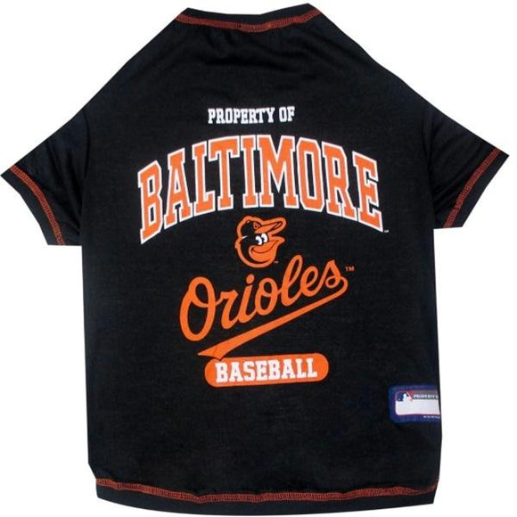 Baltimore Orioles Pet T-Shirt
