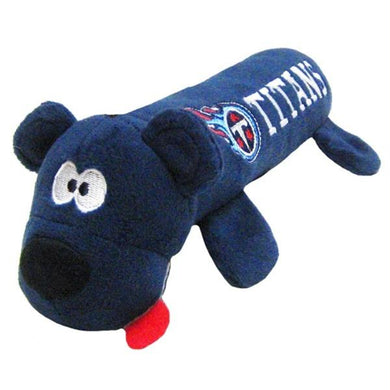 Tennessee Titans Plush Tube Pet Toy
