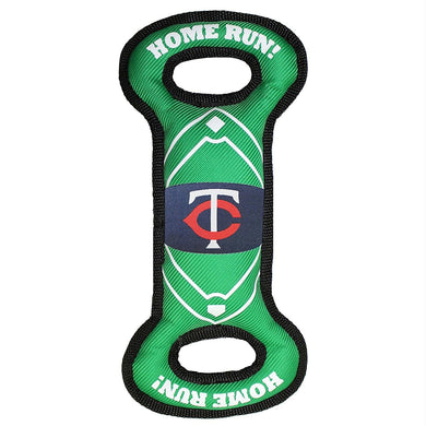 Minnesota Twins Field Pull Pet Toy